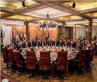 ننشر نص البيان الختامي لاجتماع الجامعة العربية حول خطة ترامب