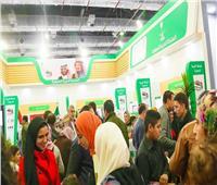 إقبال جماهيري على جناح السعودية بمعرض الكتاب