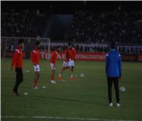 انطلاق مباراة الهلال والأهلي بدوري الأبطال