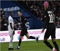 شاهد| نيمار بنيولوك جديد في فوز باريس بخماسية على مونبلييه
