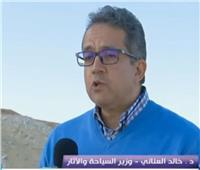 خالد العناني: وزارة الطيران قررت خفض أسعار الرحلات الداخلية.. فيديو
