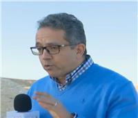 وزير السياحة والآثار يزف بشرى للمتعثرين.. فيديو