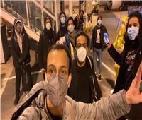 عودة الطلاب السعوديين من أوهان الصينية
