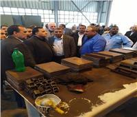 رئيس «السكة الحديد»:أعمال صيانة ميكانيكية من قليوب حتى الشوبك