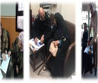 الجوازات تفعل إجراءات تسهيل استخراج المستندات على كبار السن