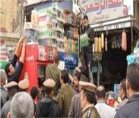 ضبط 1900 عبوة جبن منتهي الصلاحية في حملة بالإسكندرية