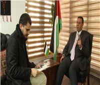 حوار| دياب اللوح: نحن أقرب لإنهاء الانقسام.. ولن نجري انتخابات بدون «القدس»
