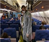وصول طائرة تقل 250 فرنسيًا وأوروبيًا من ووهان الصينية إلى فرنسا