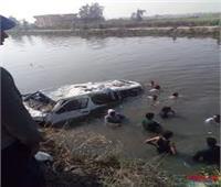 مصرع سائق غرقًا بترعة الشيخ زايد في النوبارية