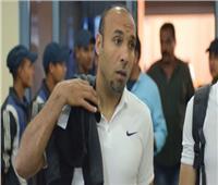 المقاصة يضم أيمن عبد العزيز للجهاز الفني مع إيمانويل أمونيكي