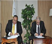 توقيع بروتوكول تعاون بين «القومي للملكية الفكرية» ونادي قضاة مجلس الدولة