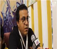 فيديو| ركن «الخط العربي» يجذب زوار معرض الكتاب