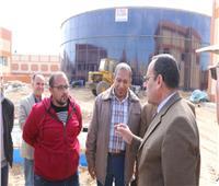محافظ شمال سيناء: افتتاح أكبر محطة لتحلية المياه بالشرق الأوسط في 2021