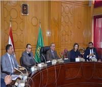 بروتوكول تعاون بين محافظة الإسماعيلية وبرنامج دعم وتطوير التعليم الفني