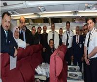 فيديو| وزيرالطيران المدنى: عزل المصريين العائدين من الصين 14 يومًا