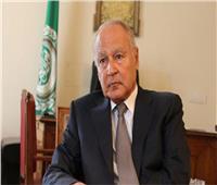 «أبو الغيط» يلتقي وفداً من أكاديمية ناصر العسكرية
