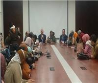 سفير كازاخستان بالقاهرة: مصر من أقوى دول القارة الإفريقية