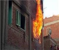 إصابة ربة منزل أثر انفجار أنبوبة بوتاجاز بالبحيرة