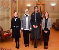 وزيرة الهجرة تشارك في ندوة حول مبادرة «مراكب النجاة» بالإسكندرية