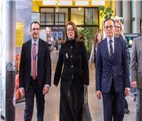 صور| غادة والي تتسلم مهام منصبها الدولي بالأمم المتحدة في فيينا