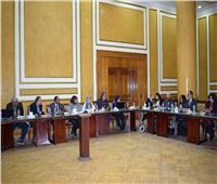 نائب وزير الإسكان للبنية الأساسية يلتقي بعثة البنك الدولي