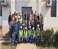 المنوفية: محطة مياه شبين الكوم تحصل على الشهادة الدولية TSM