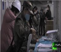 شاهد| أول مستشفى متخصص لعلاج مرضى «كورونا» في الصين