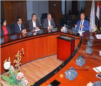 كامل الوزير يتابع مستجدات تفعيل جهاز تنظيم النقل البري