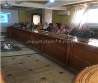 الوقاية من «كورونا الجديد».. ندوة بمجلس مدينة منوف
