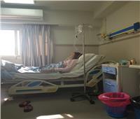 بشرى تتعرض لأزمة تنفس حادة وتنقل للمستشفى