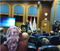 شوقي: توفير دروس إلكترونية للطلاب من خلال الوزارة
