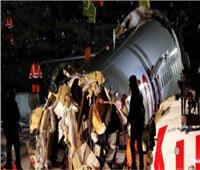 مقتل شخص وإصابة 157 في تحطم طائرة ركاب بإسطنبول