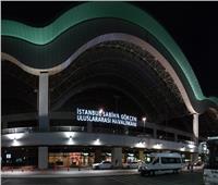 استئناف حركة الطيران في مطار صبيحة التركي عقب تحطم طائرة