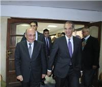 وزيري العدل والاتصالات: «عدالة مصر الرقمية».. استراتيجية متكاملة لتفعيل منظومة إنفاذ القانون