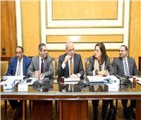 وزيرا الإسكان والتخطيط يناقشان الخطة الاستثمارية للعام المالي 2020/2021