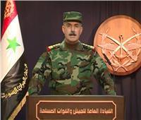 الجيش السوري: قوات عسكرية تركية تدخل أراضينا لحماية الإرهابيين