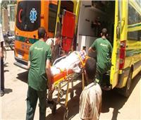 إصابة ٣ أطفال أشقاء بحروق إثر تعرضهم لمياه ساخنة بالبحيرة
