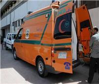 وحدات الإنقاذ بالقاهرة تنقل سيدة مسنة للمستشفى لتلقي العلاج
