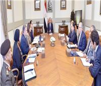 الرئيس السيسي يوجه بمواصلة خطة الدولة للنهوض بصناعة الغزل والنسيج