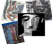 «جدل».. معرض تشكيلي يضم 4 فنانين عالميين بجاليري بهلر