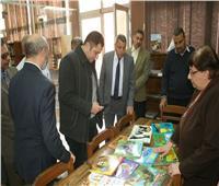 نائب محافظ القاهرة يتفقد المركز الاستكشافي العالمي بحدائق القبة