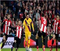 شاهد| بلباو يطيح ببرشلونة خارج كأس ملك إسبانيا