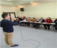 صور| بدء اختبارات قبول الفرق المشاركة بملتقى «أولادنا»