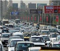 انتشار مروري بشوارع وميادين الجيزة الرئيسية
