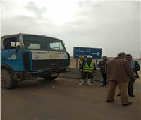 انطلاق معدات القاهرة والجيزة للصرف الصحي استعدادا لأمطار اليوم