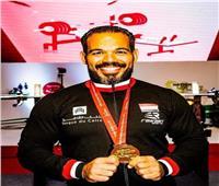 شريف عثمان: ذهبية كأس العالم أولى خطوات الإعداد لطوكيو