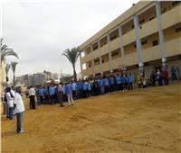 انتظام الدراسة في 3 مدارس خاصة في السويس