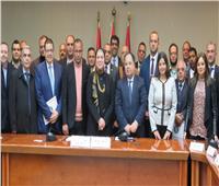 وزيرا المالية والتجارة يوقعان ٣٤ «اتفاق تسوية» للمستحقات المتأخرة للمصدرين