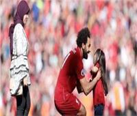 محمد صلاح يرزق بابنته الثانية «كيان»