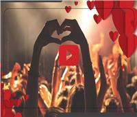 فيديوجراف | خريطة حفلات عيد الحب 2020 في مصر